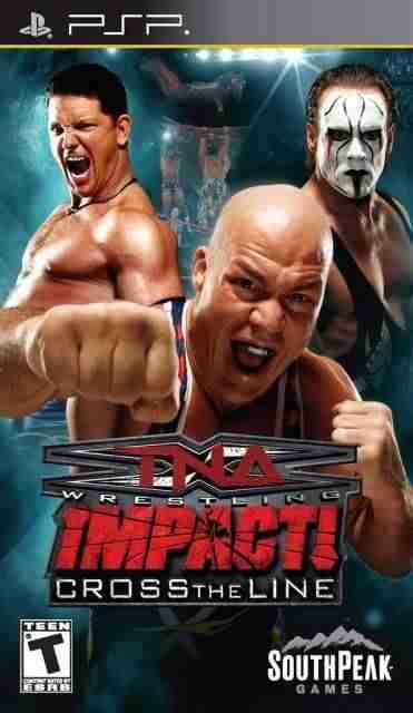 Descargar TNA Impact Cross The Line [Spanish][FIX] por Torrent